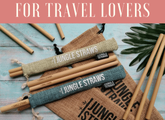 Beautiful and Sustainable gifts for travel lovers
