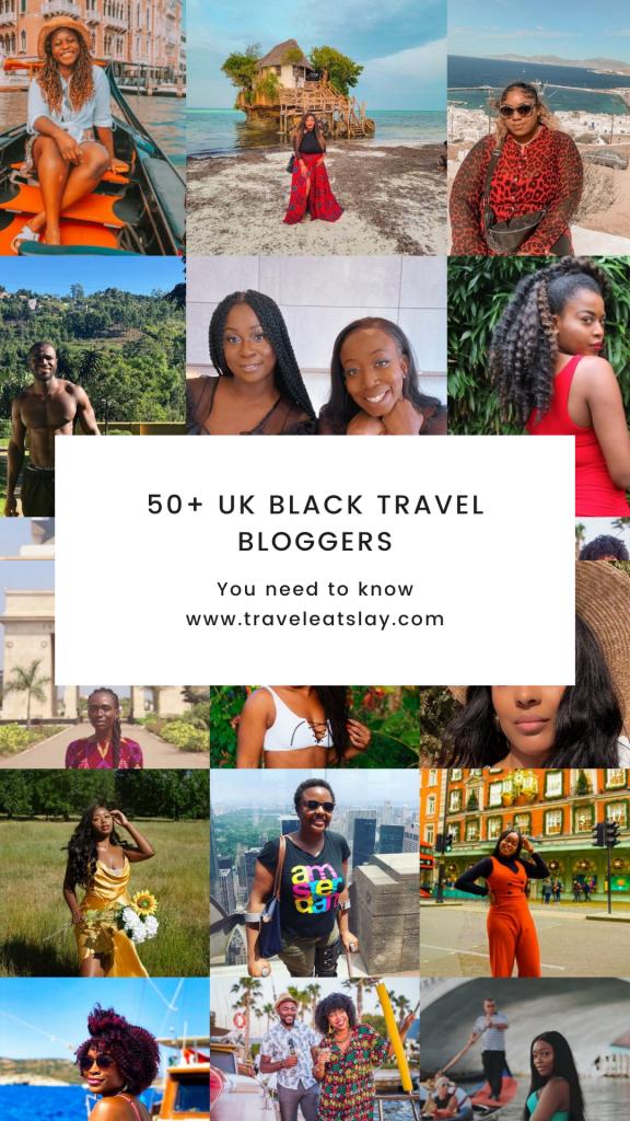 UK Black Travel Bloggers